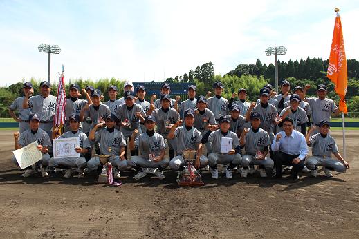 第43回日本選手権九州予選大会 兼 第10回宮崎市長杯  閉会式(6/28)